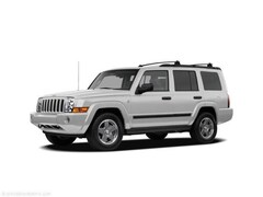 2010 Jeep Commander Limited SUV