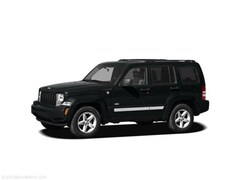 2010 Jeep Liberty Limited SUV