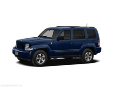 2010 Jeep Liberty 4WD  Sport SUV