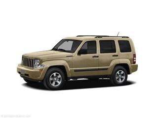 2010 Jeep Liberty Sport SUV