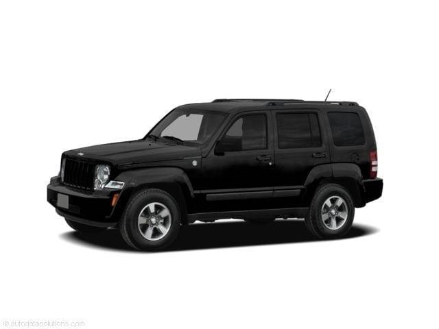 2010 Jeep Liberty SPORT 4X4 Sport Utility