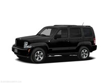 2010 Jeep Liberty Sport SUV
