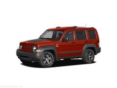 2010 Jeep Liberty Renegade SUV