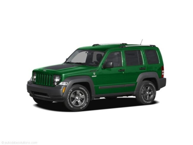Pre-Owned 2010 Jeep Liberty Renegade 4WD in Durango, CO