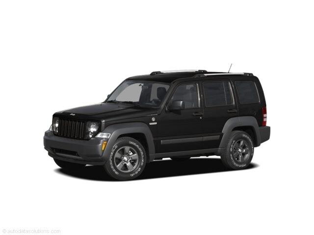 2010 Jeep Liberty Renegade 4WD Renegade