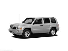 Pre-Owned 2010 Jeep Patriot Limited SUV for sale in Little Rock, AR