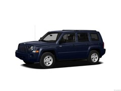 2010 Jeep Patriot Limited SUV 1J4NF4GB3AD623698 for sale in Monmouth County, NJ at Buhler Chrysler Jeep Dodge Ram