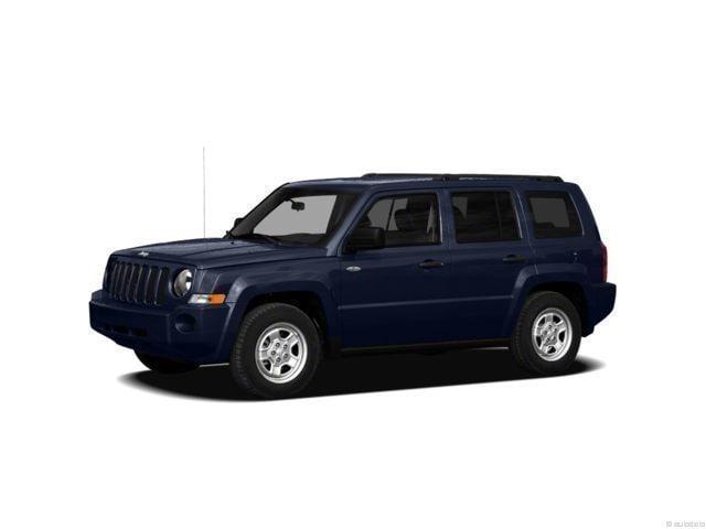 2010 Jeep Patriot SUV