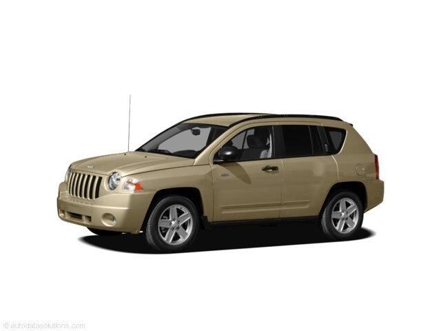 2010 Jeep Compass Sport 4WD Sport Utility
