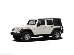 2010 Jeep Wrangler Unlimited Sahara SUV RWD