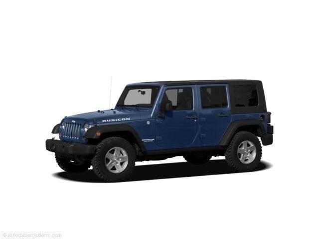 2010 Jeep Wrangler Unlimited Sport SUV