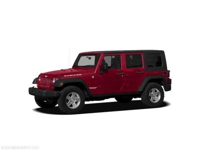 2010 Jeep Wrangler Unlimited 4WD Sport