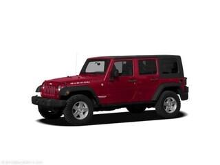 2010 Jeep Wrangler Unlimited Sport SUV J0145A