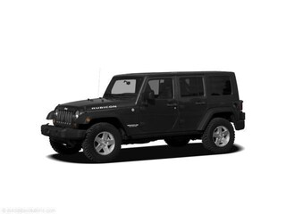 Used 2010 Jeep Wrangler Unlimited Sahara SUV in Phoenix, AZ
