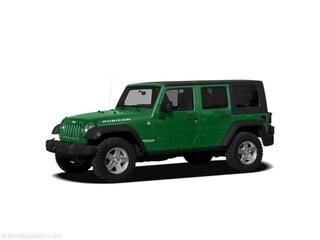 2010 Jeep Wrangler Unlimited Rubicon 4WD  Rubicon