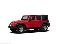 2010 Jeep Wrangler Unlimited Rubicon SUV