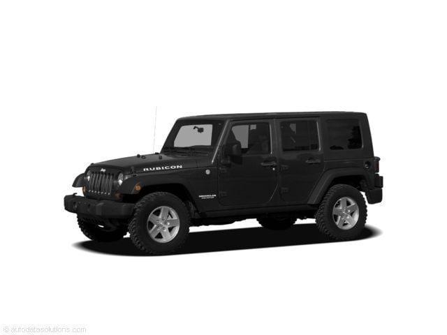 2010 Jeep Wrangler Unlimited SUV