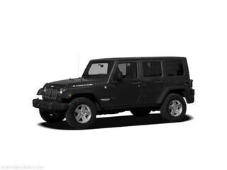 2010 Jeep Wrangler Unlimited Sport RHD SUV