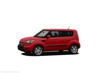Used 2010 Kia Soul + Hatchback in Manchester, NH