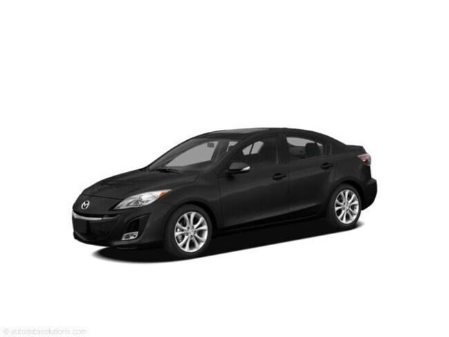 Used 2010 Mazda Mazda3 i Touring Sedan For Sale Mineral Wells, TX