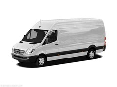 2010 Mercedes-Benz Sprinter Van Sprinter 2500 High Roof Van Cargo Van