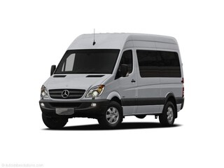 2010 Mercedes-Benz Sprinter Wagon Sprinter 2500 Wagon Passenger Van