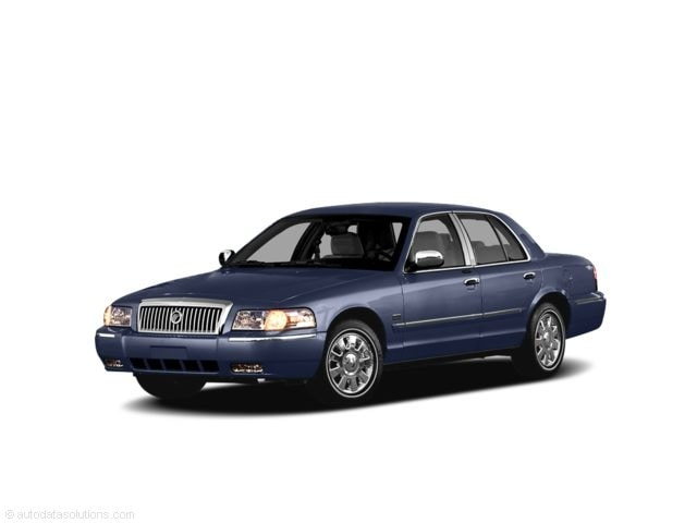 2010 Mercury Grand Marquis LS Sedan