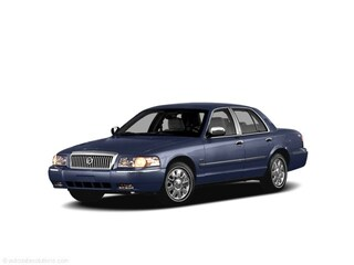 Used 2010 Mercury Grand Marquis 2MEBM7FV1AX639336 for sale in King George, VA