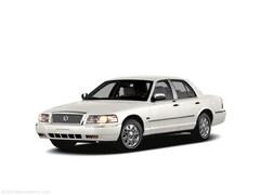 2010 Mercury Grand Marquis Sedan