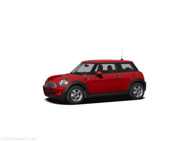 2010 MINI Cooper Base Hatchback