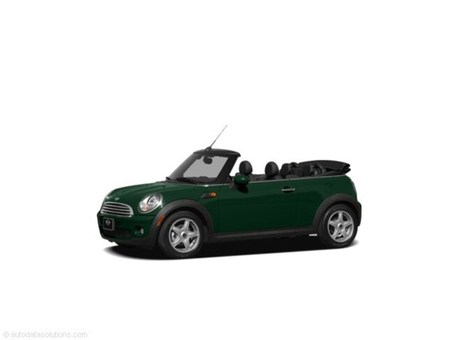 Used 2010 MINI Convertible Convertible in Millbury near Worcester