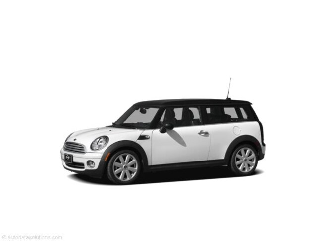 Used 2010 Mini Cooper Clubman For Sale Raleigh Nc Near Durham