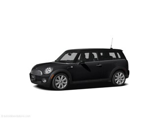 2010 MINI Cooper Clubman Base Wagon