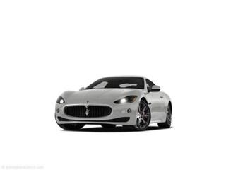 Pre-Owned 2010 Maserati GranTurismo S Coupe HP1220A near Boston