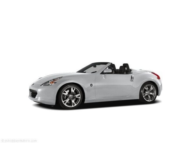 Used 2010 Nissan 370z For Sale Memphis Tn Stock S967038b