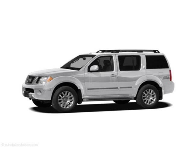 Used  2010 Nissan Pathfinder 2WD  V6 SUV For Sale Conroe, TX