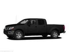 2010 Nissan Frontier Truck Crew Cab