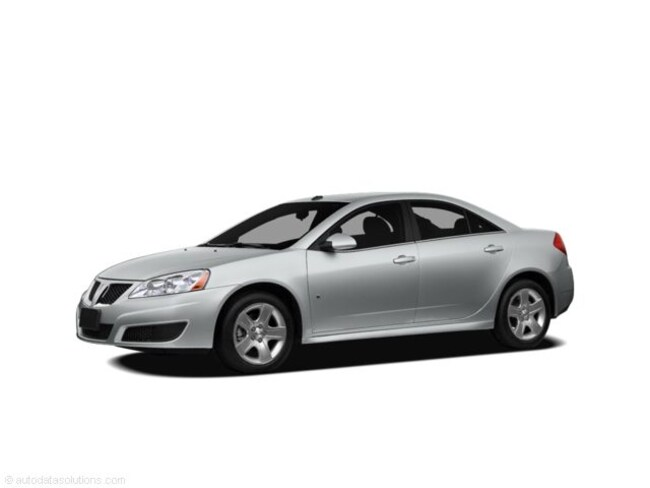Pre-Owned 2010 Pontiac G6 Base Sedan for sale in Lima, OH