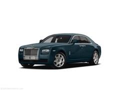 2010 Rolls-Royce Ghost Base Sedan