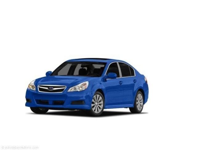 2010 Subaru Legacy 2.5i Premium Sedan