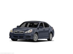 Used 2010 Subaru Legacy Prem All-Weather/HK Audio Sedan 4S3BMCF61A3221018 for Sale in Milwaukee near Oak Creek