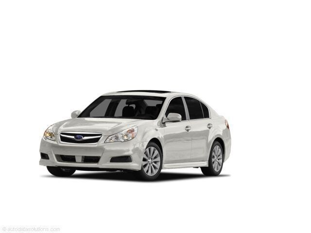 2010 Subaru Legacy 2.5i Sedan