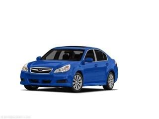 Bargain  2010 Subaru Legacy Limited Pwr Moon Sedan for sale near you in Burlington, MA