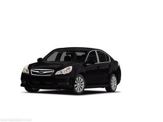 2010 Subaru Legacy Limited Sedan