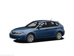 2010 Subaru Impreza 2.5i Hatchback