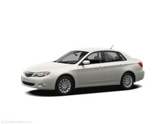 2010 Subaru Impreza Sedan i Auto 2.5i
