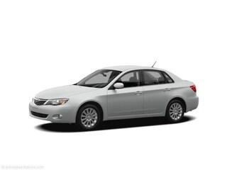 2010 Subaru Impreza 2.5i (Non-Inspected Wholesale Tow-Off) Sedan