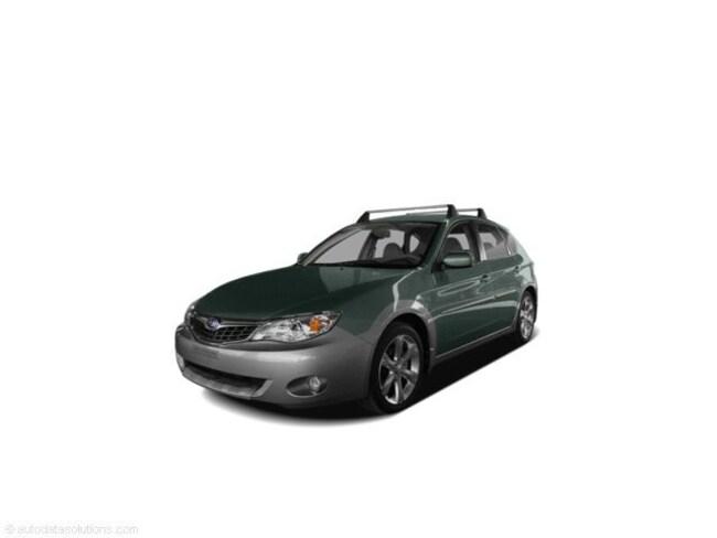 2010 Subaru Impreza Outback Sport Hatchback
