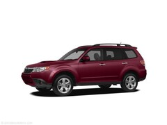 Used 2010 Subaru Forester 2.5X SUV JF2SH6BC0AH796393 for Sale in Montoursville near Williamsport, PA