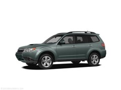 Used 2010 Subaru Forester 2.5X SUV Nashua New Hampshire